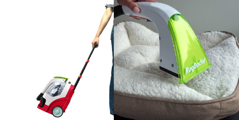 What is the best spot carpet cleaner machine